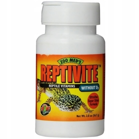 ZOOMED REPTIVITE 56.7G BEZ WITAMINY D3