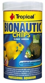 TROPICAL BIONAUTIC CHIPS 1L 520g RYBY MORSKIE