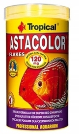 TROPICAL ASTACOLOR 500ml 100g POKARM DLA PALETEK